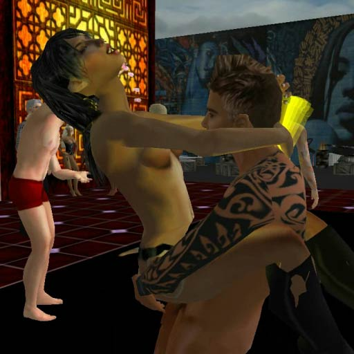 Virtual games have led to 3d sex games!